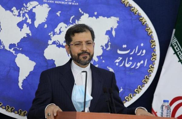 سعید خطیب زاده,سخنگوی وزارت خارجه