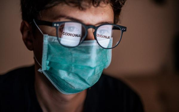 نقش عینک در پیشگیری از ابتلا به کرونا,ویروس کرونا