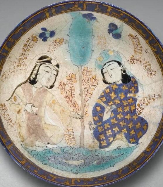 سبزیپلو نوروز در موزه ویکتوریا و آلبرتِ لندن,موزه ویکتوریا