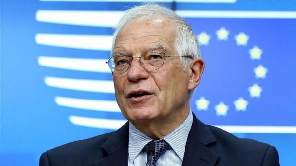 جوزف بورل,مسئول سیاست خارجی اتحادیه اروپا