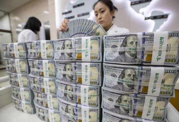 انتقال دارایی ایران از کروه جنوبی,دارایی های ایران در کره جنوبی