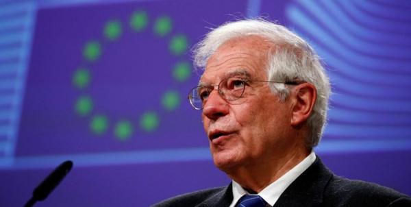 جوزپ بورل,مسئول سیاست خارجی اتحادیه اروپا