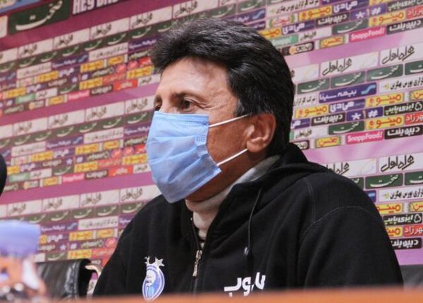 صمد مرفاوی,مربی تیم فوتبال استقلال