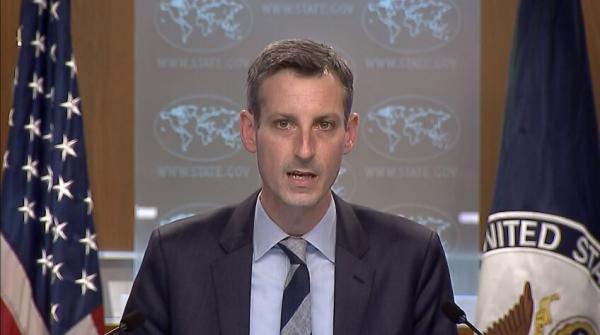 سخنگوی وزارت امورخارجه آمریکا,ند پرایس