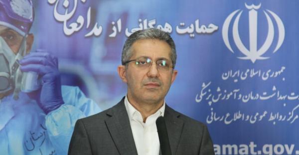 دکتر قاسم جانبابایی,معاون درمان وزارت بهداشت