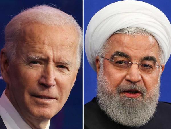 مذاکره ایران و آمریکا,حسن روحانی و جو بایدن