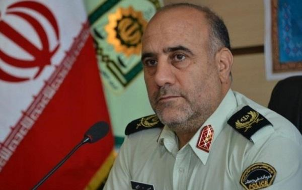 سردار حسین رحیمی,فرمانده انتظامی تهران