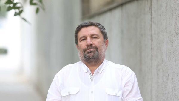 الیاس حضرتی,دبیرکل حزب اعتماد ملی