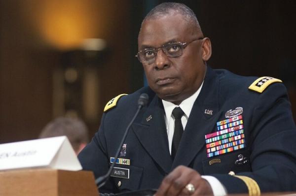 لوید آستین,وزیر دفاع آمریکا