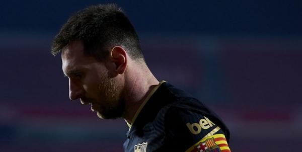 مسی,بارسلونا