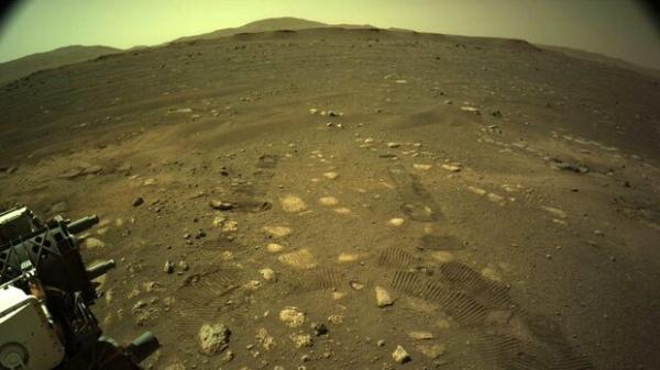 کاوشگراستقامت,مریخ