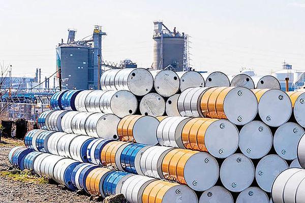 نفت,بشکه های گمشده نفت
