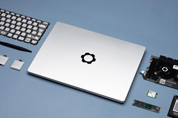 لپ تاپ با قطعات کاملاً جداشونده و قابل تعمیر,لپ تاپ
