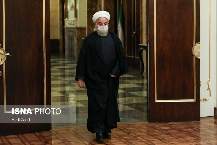 تصاویر تقدیم استوارنامه سفیران پنج کشور به روحانی,عکس های دیدار سفرای کشورها با حسن روحانی,تصاویر تقدیم استوارنامه به روحانی
