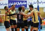 قهرمانی لیگ برتر والیبال, تیم والیبال فولاد سیرجان