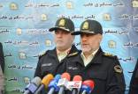 رییس پلیس پایتخت,دستگیری یک خرابکار با جلیقه انتحاری
