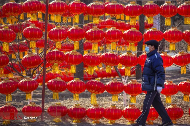 تصاویر فستیوال فانوسهای قرمز,عکس های فستیوال فانوسهای قرمز در چین,تصاویر فانوس های قرمز در چین
