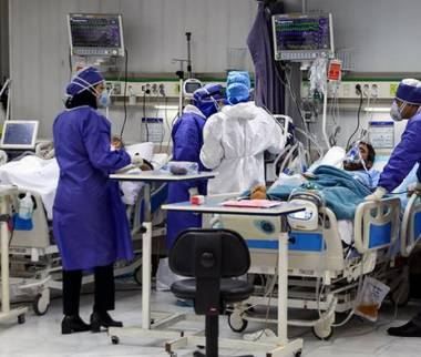 ابتلای بیماران کووید ۱۹,ویروس جهش یافته در کشور