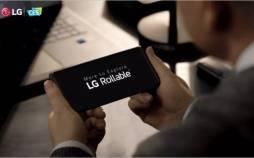 موبایل لوله شونده ال جی,گوشی ال جی