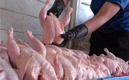 قیمت مرغ در بازار برای مصرف کننده,قیمت مرغ