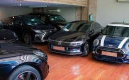 آخرین شرایط بازار خودرو,قیمت خودروی لاکچری