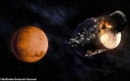منشا قمرهای مریخ,قمر مریخ