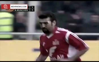 فیلم | روایت علی کریمی از لحظه تلخ دادن خبر فوت انصاریان به ننه علی