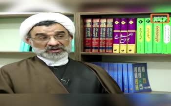 فیلم | امام جمعه دزفول: با داروی امام کاظم و امام رضا ۳بار شفا یافتم!