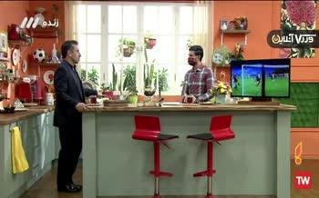 فیلم | اظهارنظر جالب محمد مومنی: علی دایی استقلالی است و مدتی هم البسه تیم استقلال را تأمین میکرد!