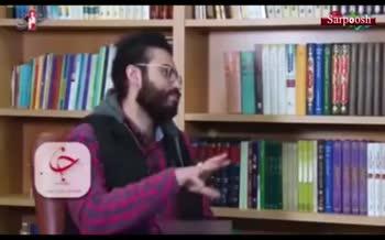 فیلم/ روایت شیخ حسین انصاریان از فوتبالیست شدن برادرزادهاش