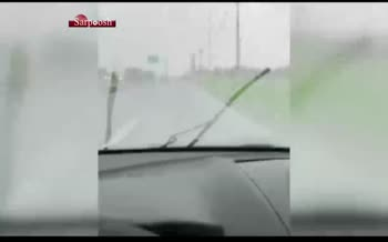 فیلم/ تکنولوژی پیشرفته پوشش ضدآب برای شیشه جلو اتومبیل