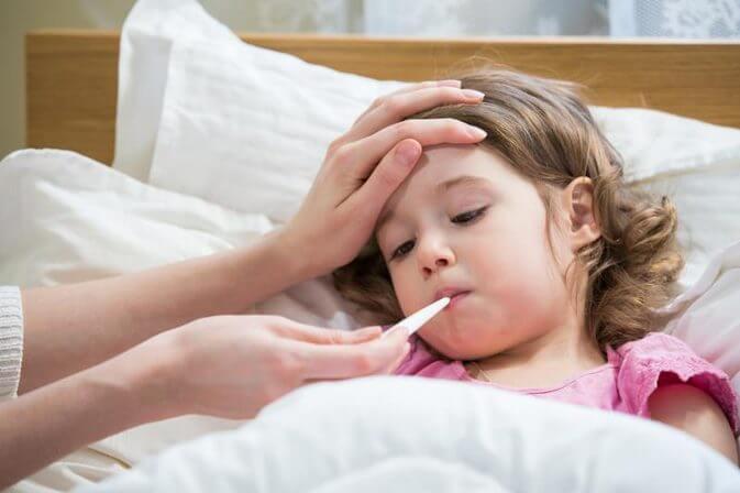 علائم سرطان خون,نشانه های سرطان خون,تب