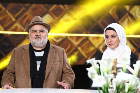 عکس دختر اکبر عبدی,المیرا عبدی دختر اکبر عبدی,تصاویر اکبر عبدی