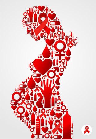 ایدز و بارداری,راههای انتقال ایدز,ایدز در حاملگی