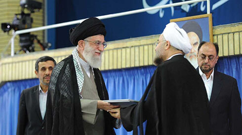 زندگینامه حسن روحانی, بیوگرافی دکتر حسن روحانی, مراسم تنفیذ حسن روحانی