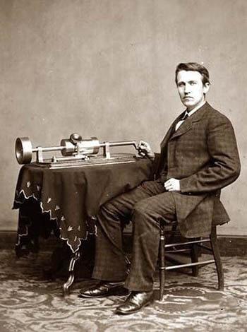زندگی نامه توماس ادیسون,درباره توماس ادیسون,زندگینامه ادیسون
