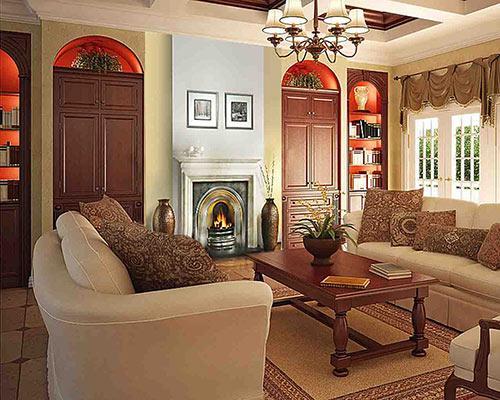 دکوراسیون اتاق سنتی،عکس دکوراسیون اتاق سنتی,تصاویر دکوراسیون اتاق سنتی
