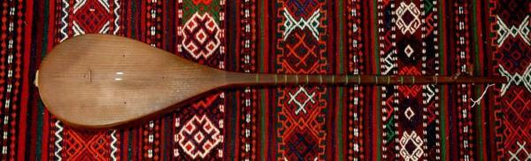 مقام های دوتار,تکنوازی دوتار,دوتار ترکمن