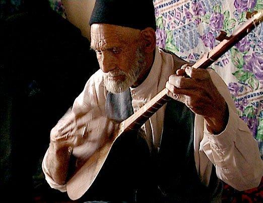 تکنوازی دوتار,دوتار ترکمن,انواع دوتار
