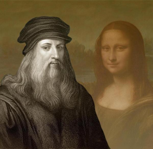 نقاشی های معروف لئوناردو داوینچی,اثرات لئوناردو داوینچی,لئوناردو داوینچی