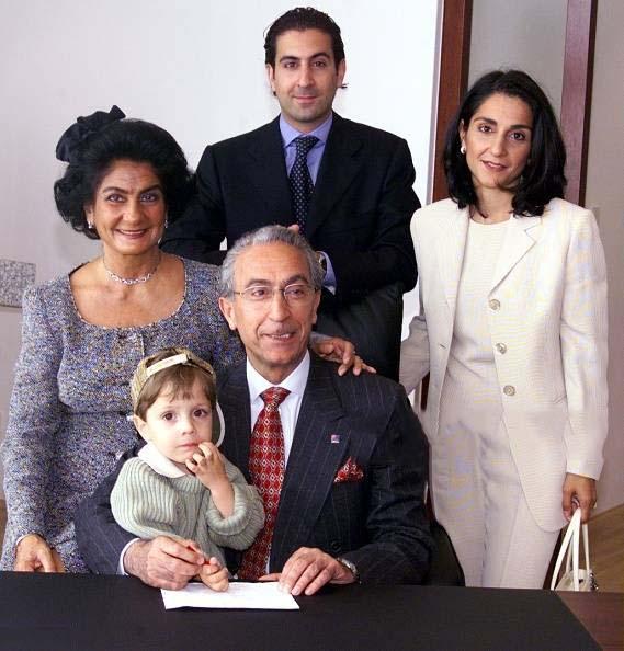 همسر پروفسور سمیعی,زندگی نامه ی پروفسور سمیعی,مجید سمیعی