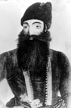 عباس میرزا,دوره قاجار,شاهزاده قاجاریه