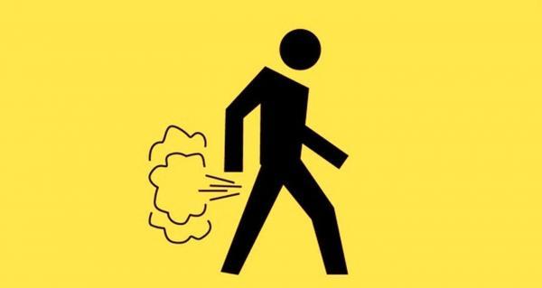 انتقال کرونا از طریق باد شکم,ویروس کرونا در هوا,تاثیر نفخ شکم بر انتقال کرونا