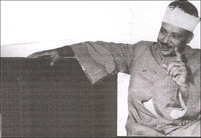 عبدالباسط عبدالصمد,عبدالباسط,قاری قرآن