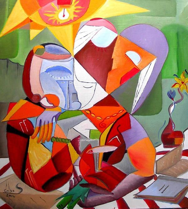 هنر انتزاعی,abstract art,آبستره