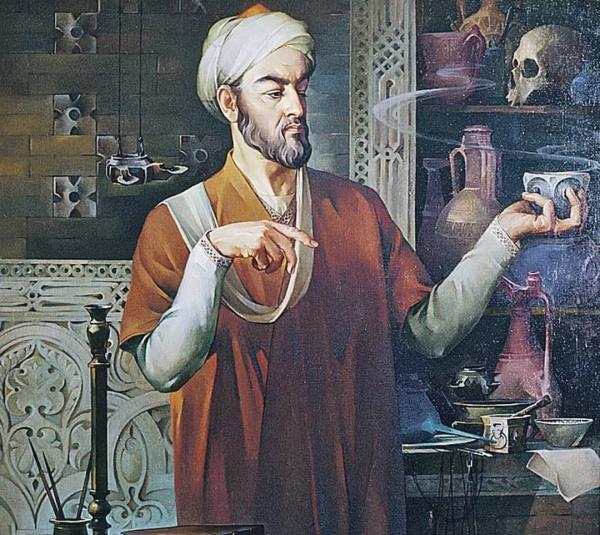 ابوعلی سینا,آثار معروف ابن سینا,کتاب قانون ابن سینا