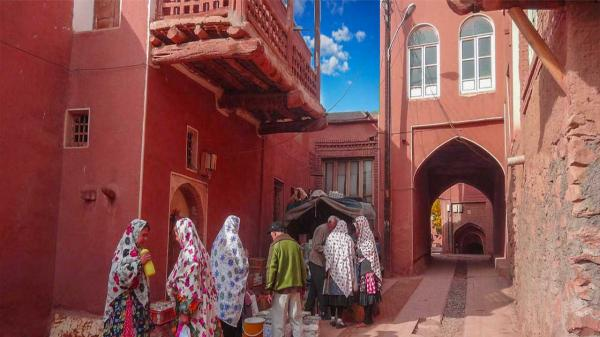 روستای ابیانه,لباس محلی ابیانه,عکس های ابیانه