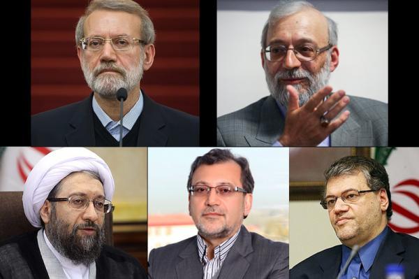 دکتر علی لاریجانی,فعالیت های سیاسی علی لاریجانی,علی لاریجانی