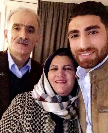 بیوگرافی علیرضا جهانبخش/ عکس های خانودگی علیرضا جهانبخش