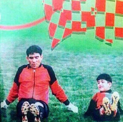 بیوگرافی امیر عابدزاده پسر اسطوره فوتبال (+ تصاویر)